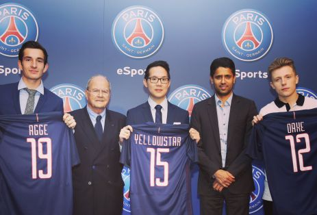 Le Paris Saint-Germain lance son ambitieux projet eSports sur League of Legends (LoL) et FIFA