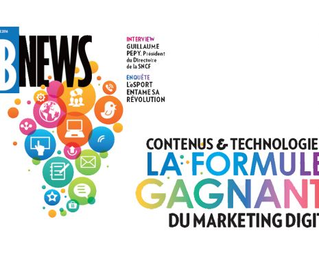 Contenus et technologie, la formule gagnante du marketing digital