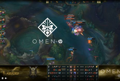 Omen by HP devient sponsor officiel de la ligue française de League of Legends (LFL)