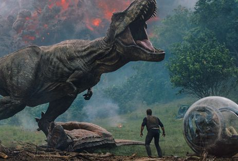 Webedia Movies Agency accompagne la sortie de Jurassic World : Fallen Kingdom