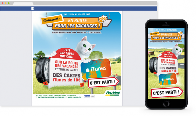 Campagne Continental