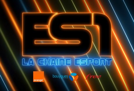 ES1, La chaîne eSport arrive sur Air France Play, l'application de divertissement d'Air France