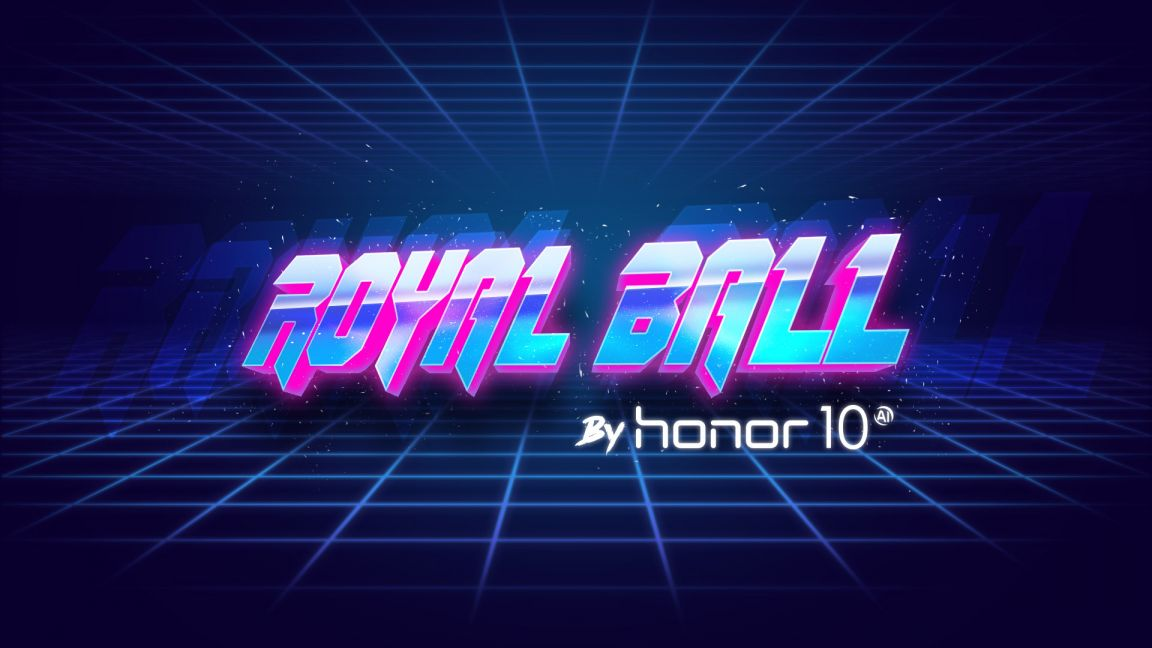 Royal Ball by Honor 10